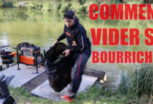 Photo de Comment vider sa bourriche ?