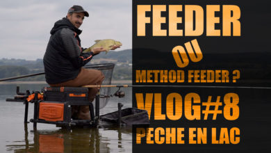 Photo de Method ou feeder ? pêche en lac VLOG#8