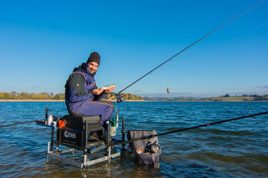 Une pêche au multiples possibilités.