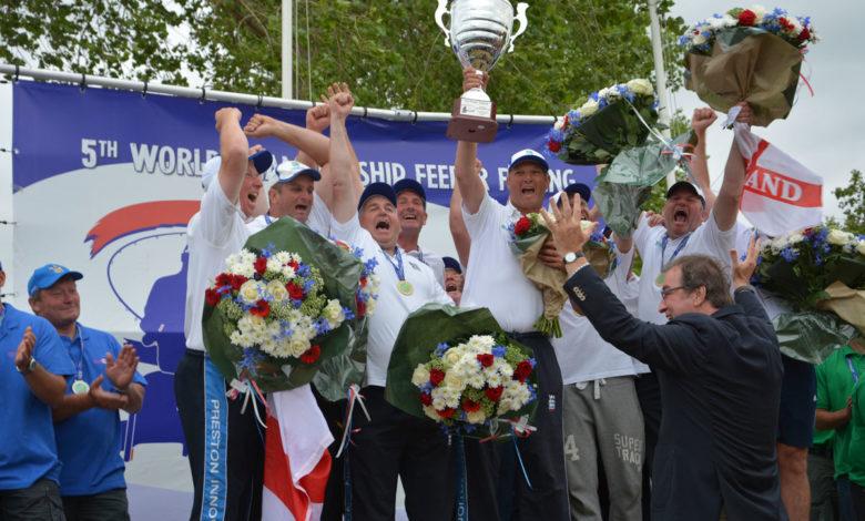 Photo de La pêche de compétition en équipe